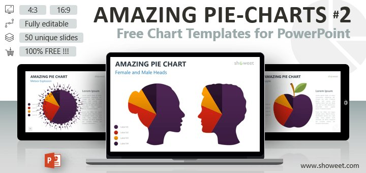 Showeet On Twitter Show Off Your Data With These Free Amazing Pie