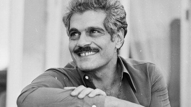 Happy Heavenly Birthday to the marvelous Omar Sharif, doubtless still partying with Peter O\Toole.