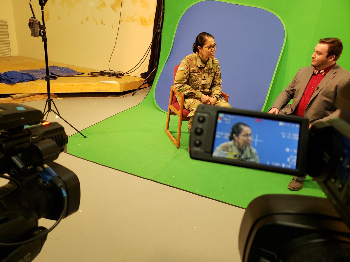 10th Mountain Division LI Sustainment Brigade On Twitter SPC Pomele 548th CSSB Is Set At ABC50 Telling The Story That Led To Her Being One Of Five