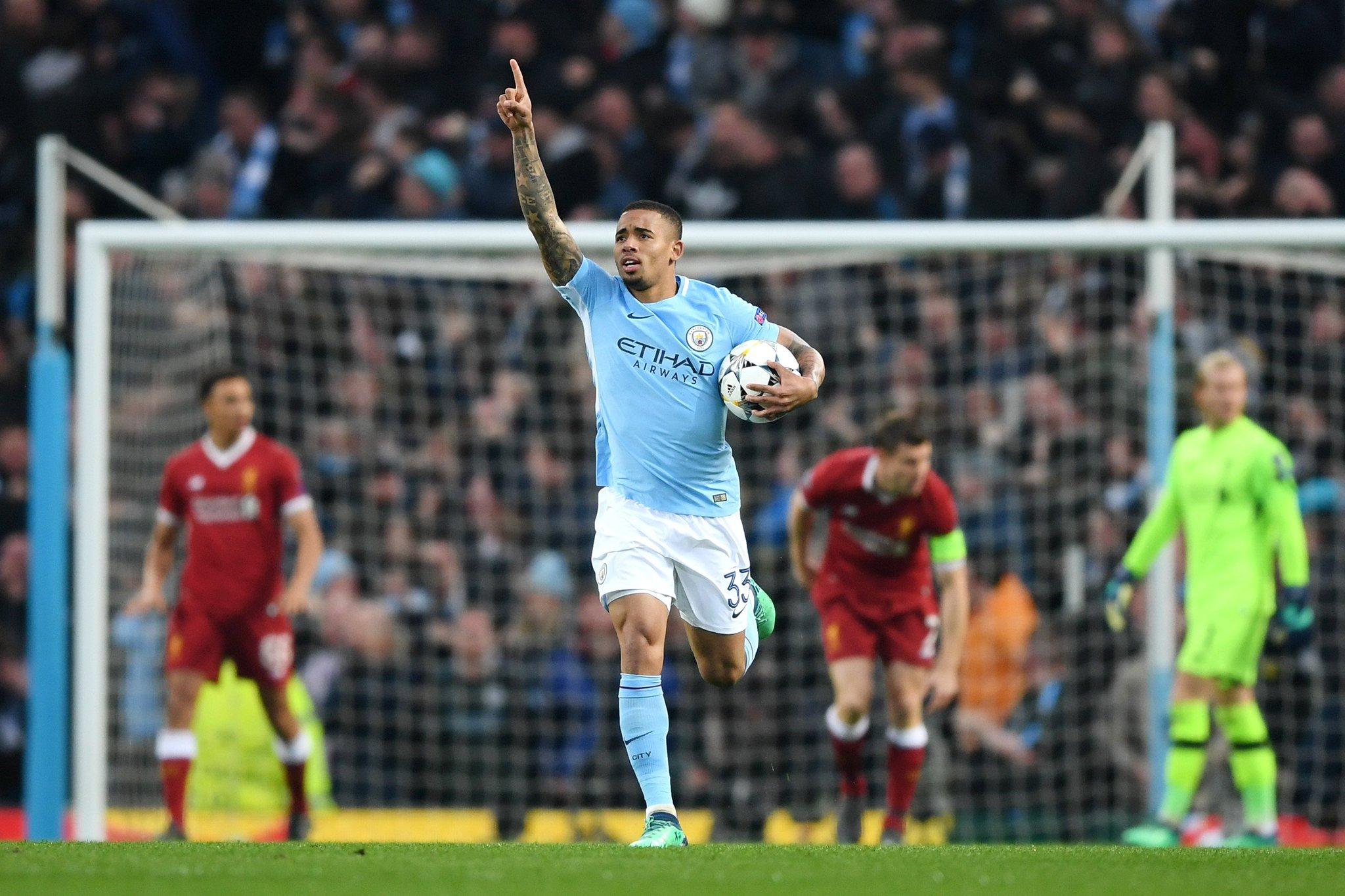 Man City vs Liverpool 1-2 Highlights