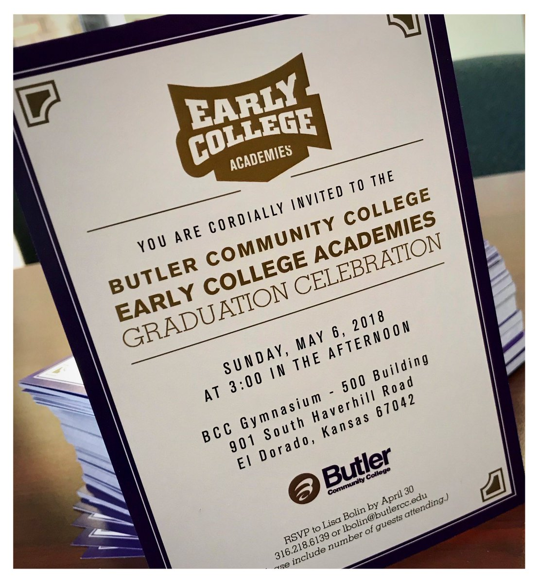 #The countdown has begun!!!🎉 Early College Academy Graduation 🎉 T-26 days 🎓👩‍🎓👨‍🎓Mark Your Calendars! #gettingahead #butlercommunitycollege