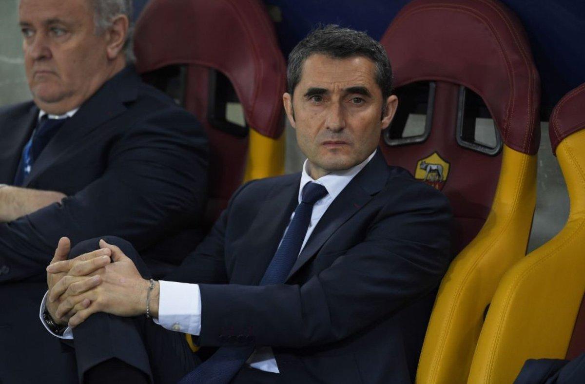 روما يُقصي برشلونة من دوري الأبطال 27