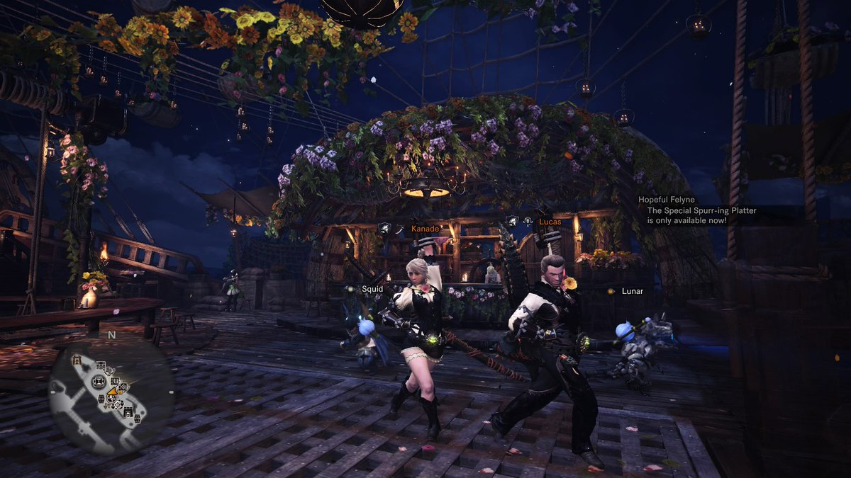 Monster Hunter World Screenshots Thread! Dad1XX9VwAEG9py
