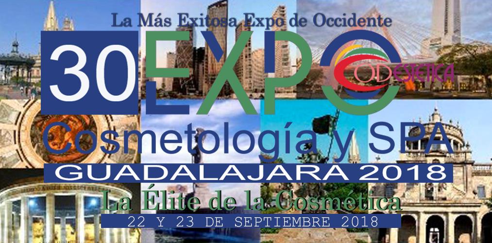 30 Expo Cosmetología y Spa