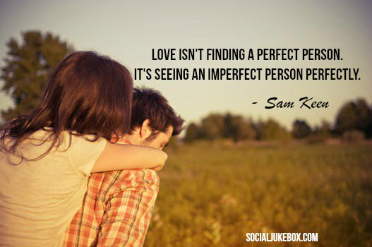 tim fargo on love isn t finding a perfect person it s