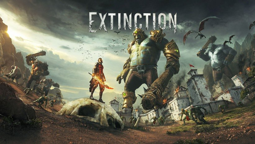 Extinction game