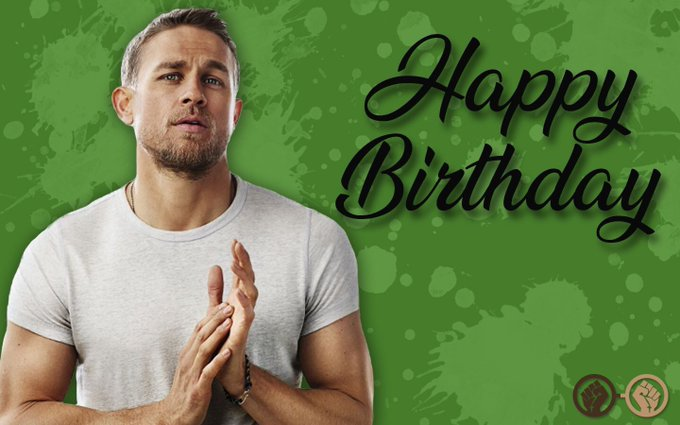 Happy Birthday, Charlie Hunnam! The talented actor turns 38 today!