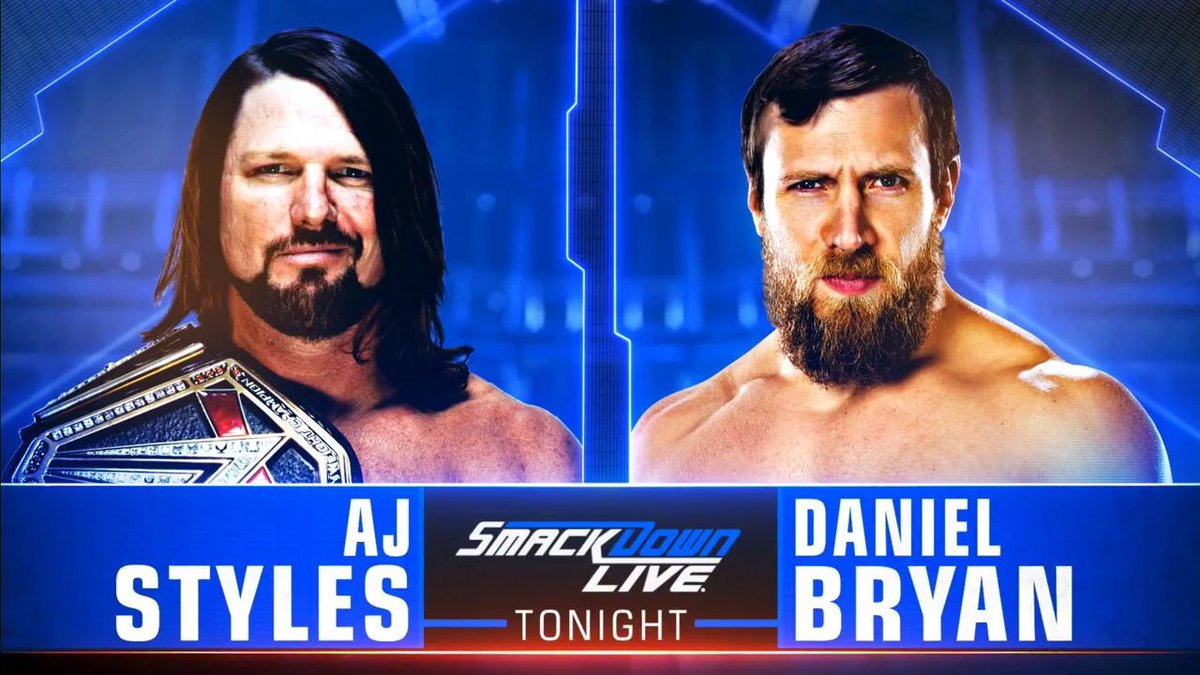 Just another reason to say #ThankYouPaige...  @RealPaigeWWEs first order of business as #SDLive GM is making THIS dream match a reality! @WWEDanielBryan @AJStylesOrg