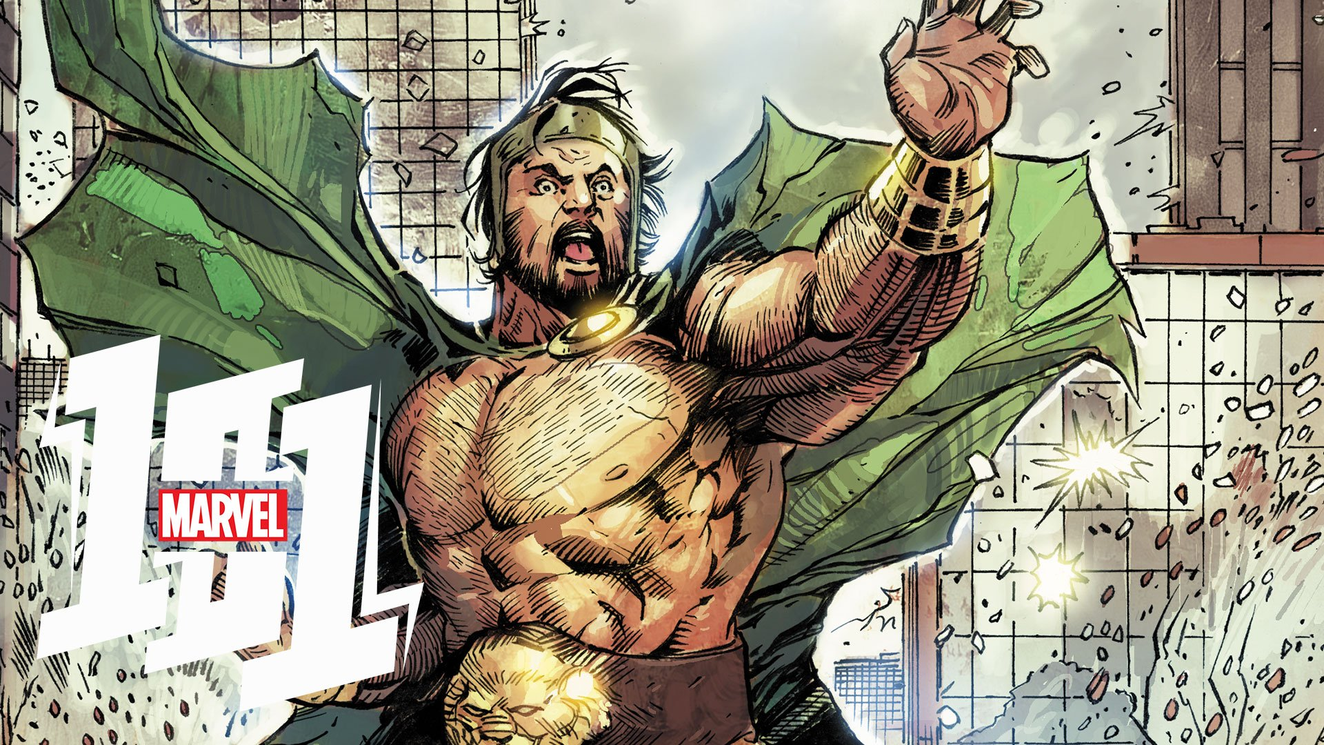 Son of Zeus, immortal Olympian, and friend of the Avengers. Learn all about Hercules in this week's #Marvel101! https://t.co/VCKe9MKwcE