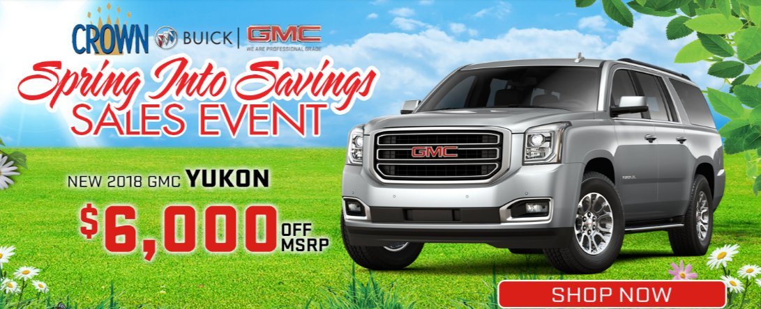 Crown Buick Gmc >> Crown Buick Gmc Crownbuickgmc Twitter