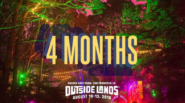 ranger dave can't believe we're only 4 months away from #outsidelands 2018... it's like wow.