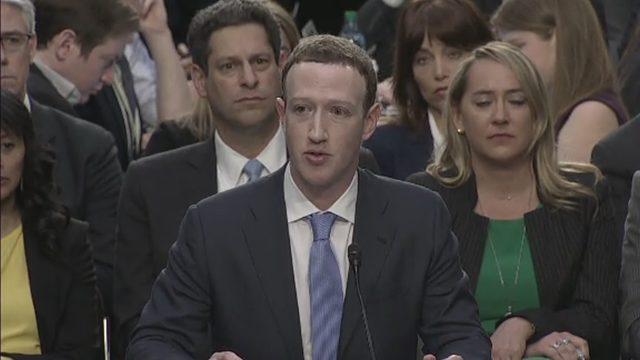 Mark Zuckerberg Facebook Ceo Apologizes For Social Media