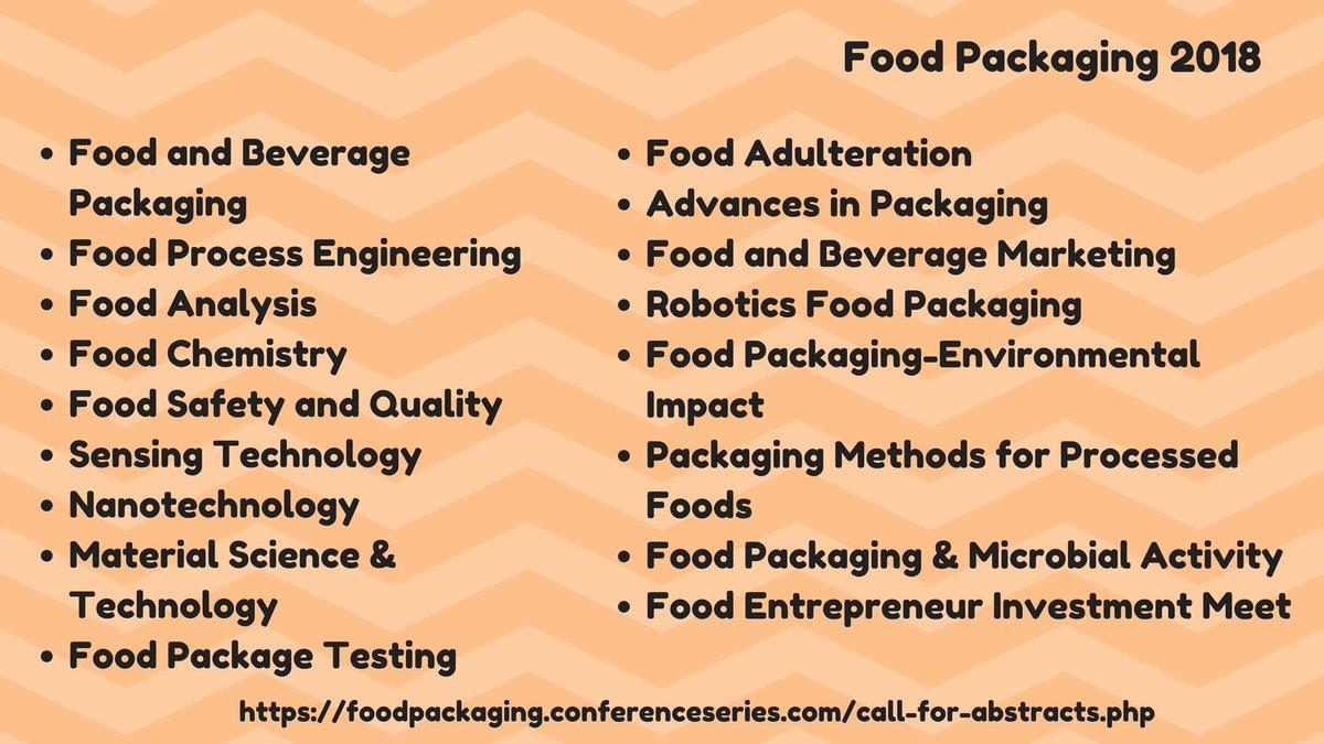Food Technology 2019 on Twitter: