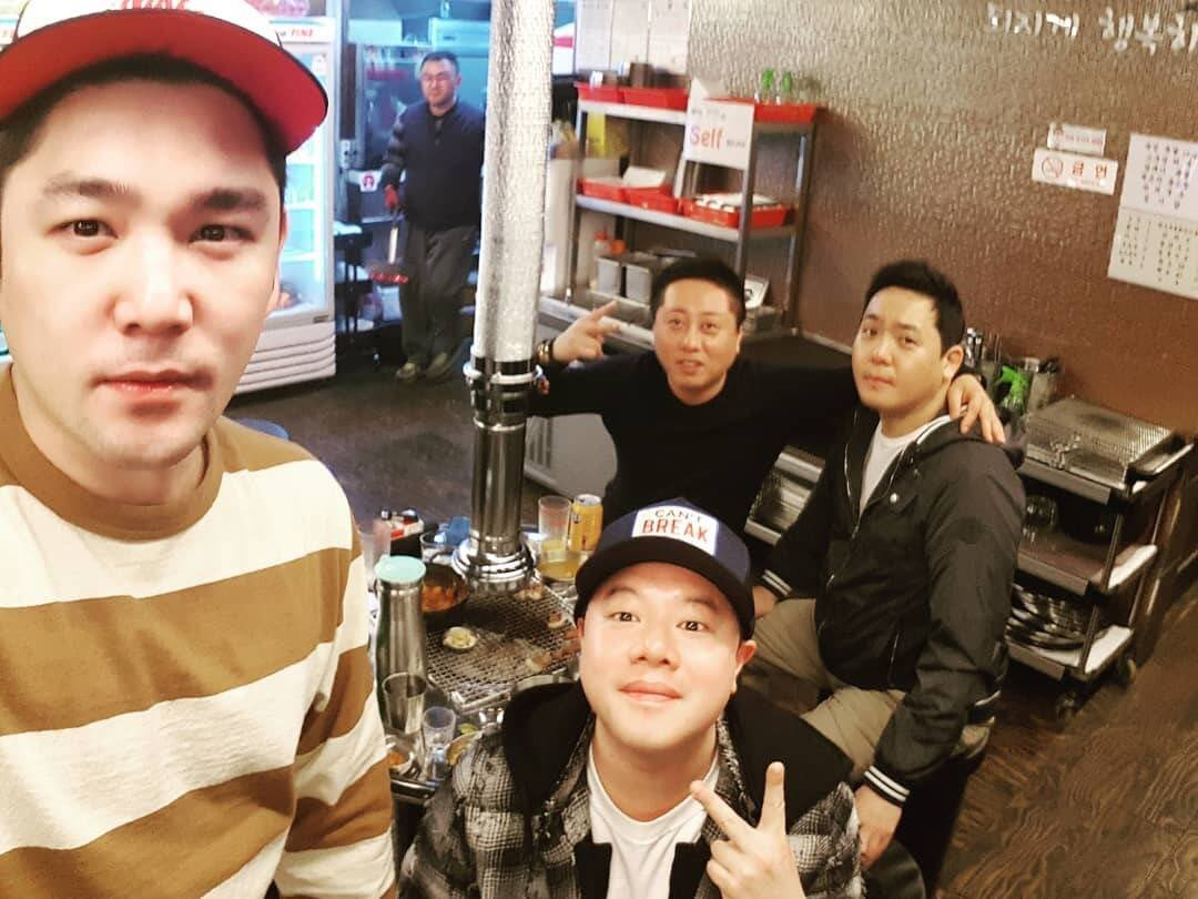 [HQ PIC] 180411 s.d_style Instagram Update - Hello there, Kangin! We miss you~ ^^ https://t.co/B50PZJtVvy