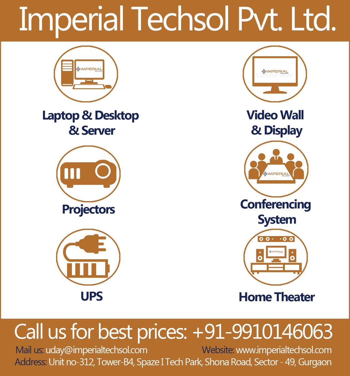 Imperial Techsol Pvt  Ltd  on Twitter: