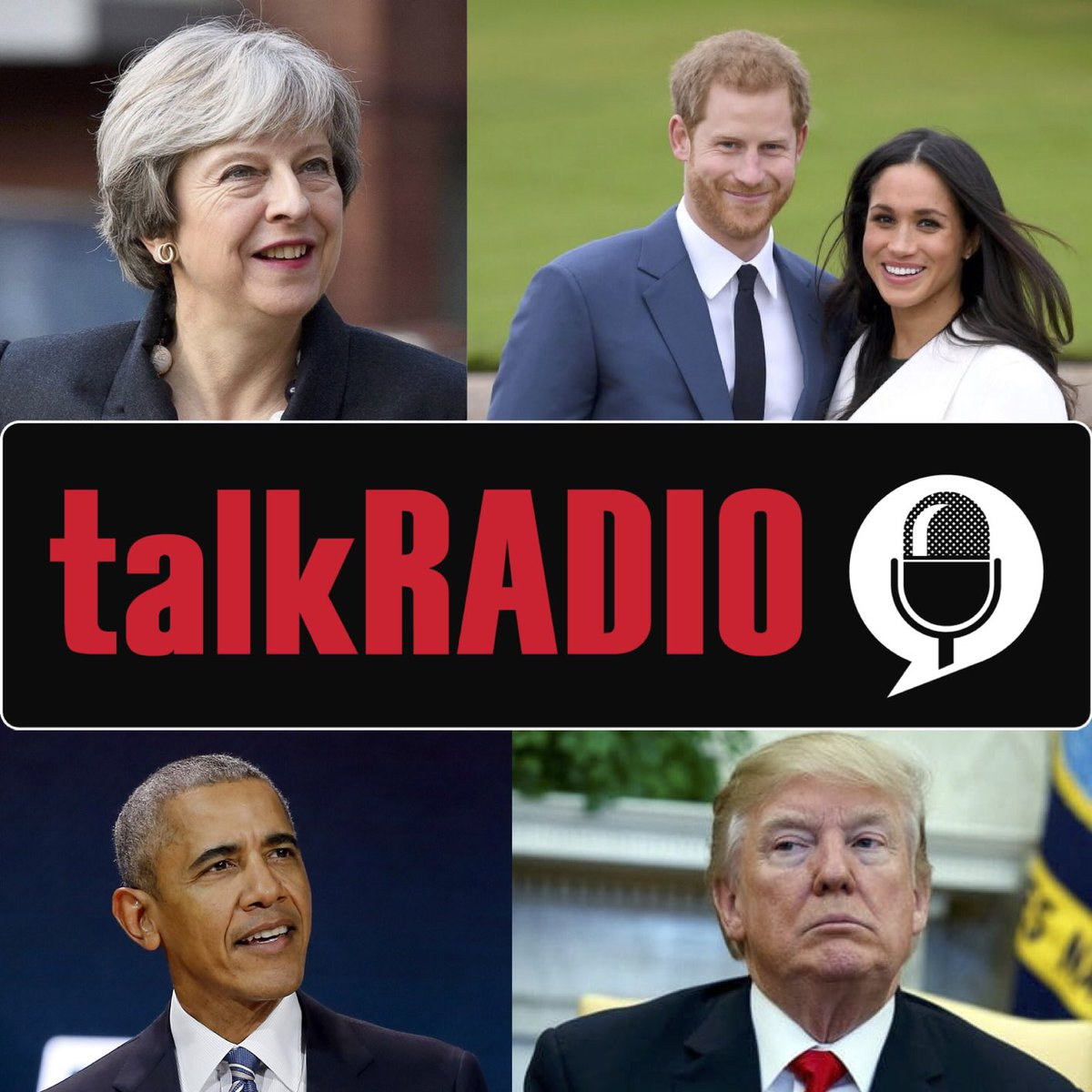 "TalkRADIO On Twitter: ""Trump, Obama And The PM Have All"