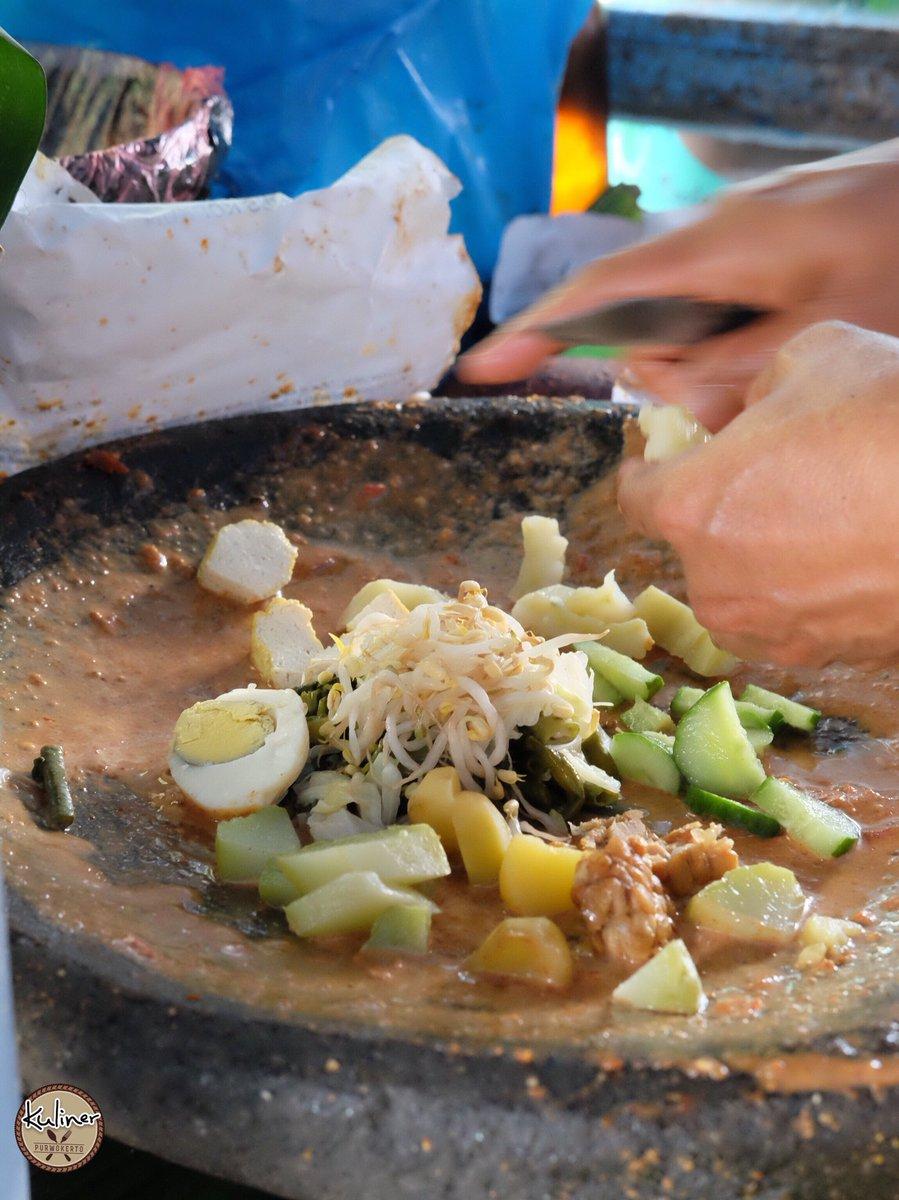 Kuliner Purwokerto On Twitter Gado Gado Dan Ketoprak Bang