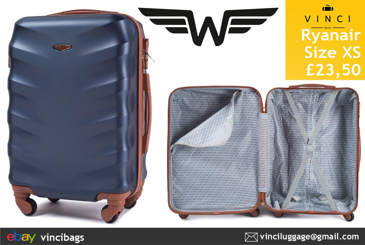 187fad22163 Ryanair Travel Bags   ReGreen Springfield