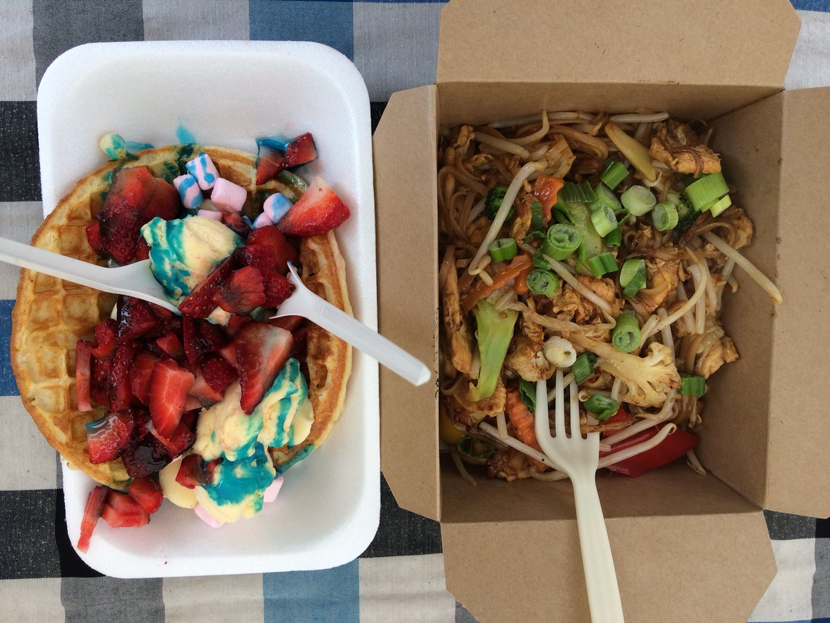Thai Kitchen On Twitter Waffles To The Left Of Me