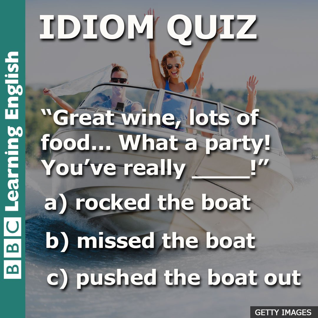 ☺️ Good morning from London! ☺️  We have a quiz for you. Do you know the answer? 🤔  #learnenglish #vocabulary