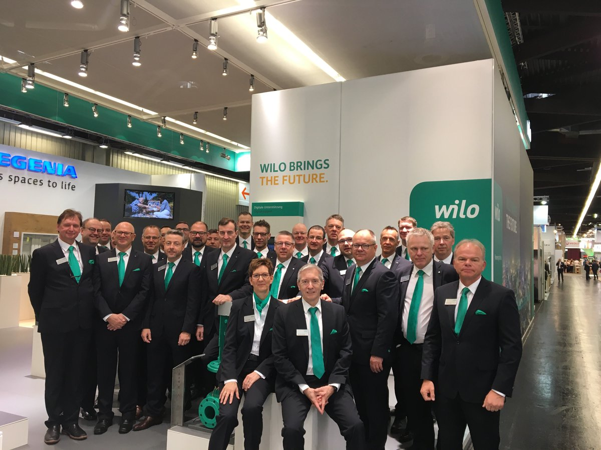 Our highly motivated sales team is awating you on day 2 of this years @IFH/Intherm at @NuernbergMesse . Come and have a look at our innovative and digital products and solutions in hall 5, stand 5.302.