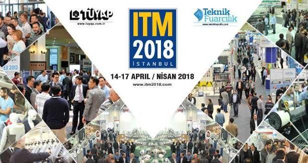 6fa018f1be6e #TurkeyBiz: Международная выставка оборудования для текстильной  промышленности ITM Istanbul 2018 в Стамбуле, Турция #ITMIstanbul  #ITMIstanbul2018 ...