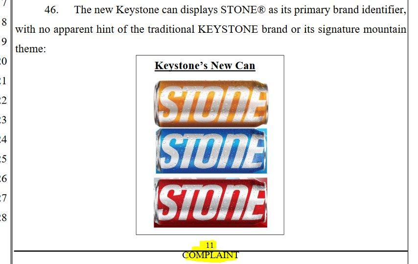 stone keystone lawsuit
