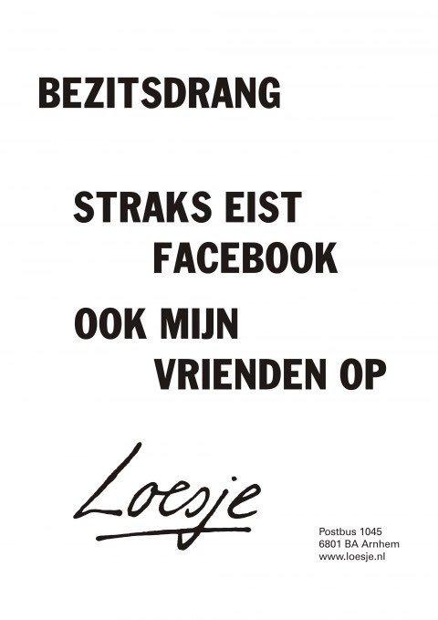 loesje spreuken facebook Loesje v/d Posters on Twitter: