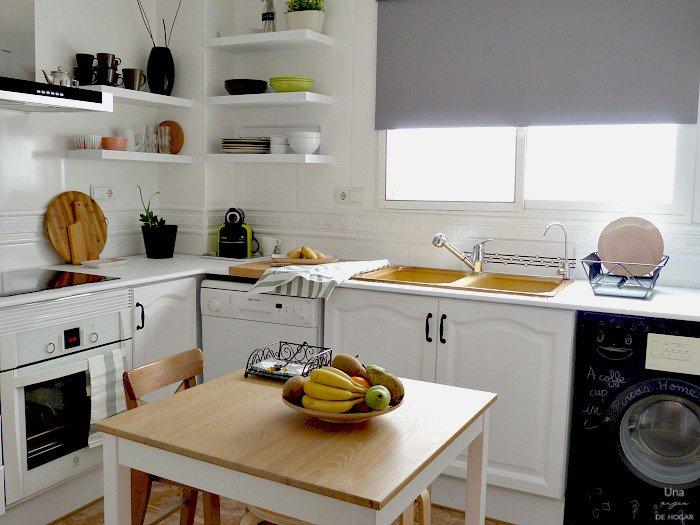 Cocinas Sin Muebles. Mueble De Cocina Moderno Sin Agarraderas. The ...