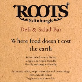 Congratulations to @RootsEdin! Shortlisted as best café/deli finalist in the Edinburgh Restaurant Awards! https://t.co/oiO8OWfMum
