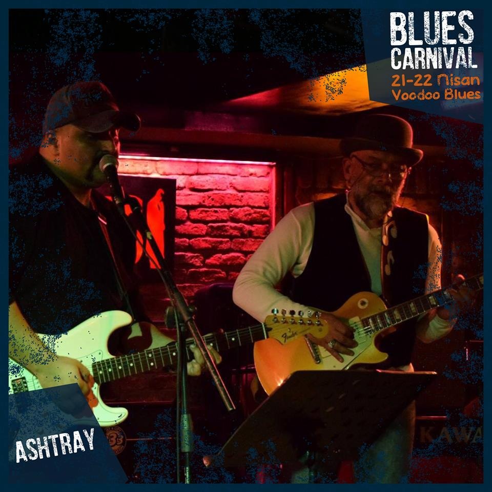 Ashtray On Twitter We Are Coming To The Blues Carnival Ankara
