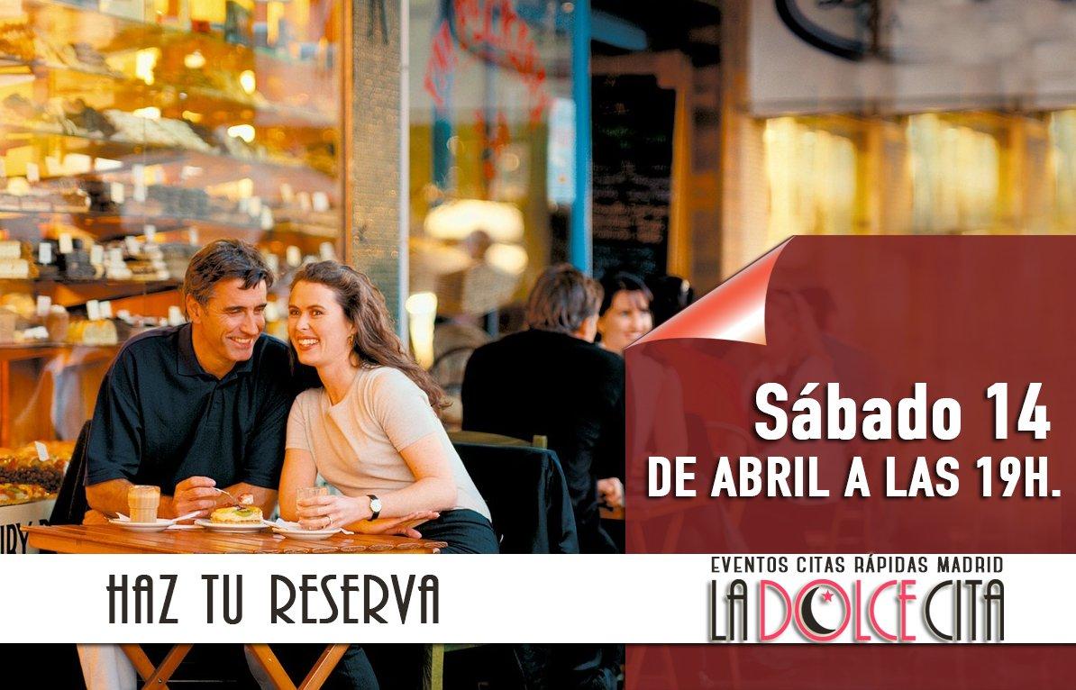 speed dating en Madrid Dating na echtscheiding 50