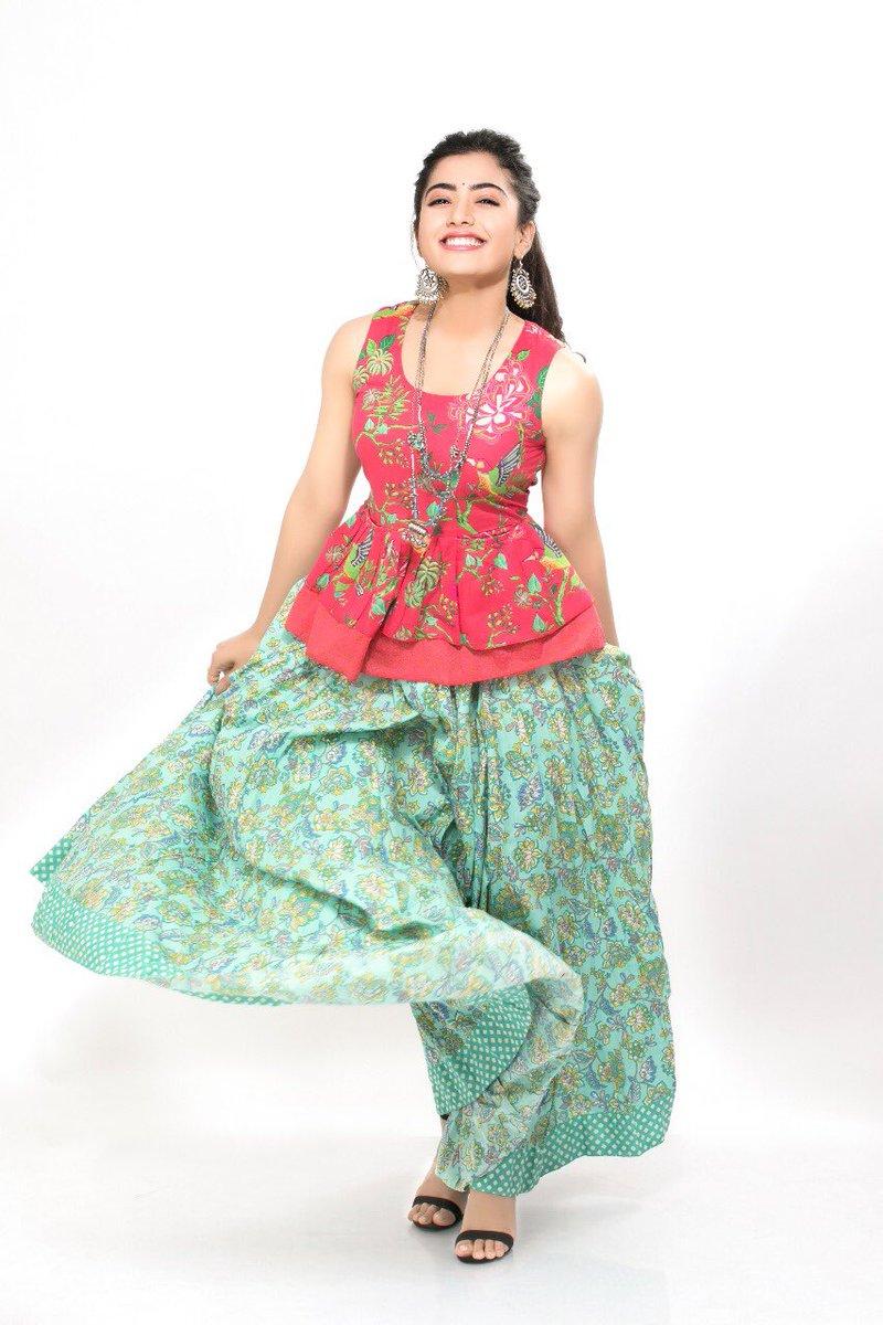 Rashmika gets Akkineni hero !?!