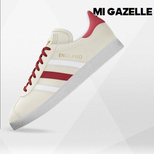 Adidas MI Gazelle World Cup Pack