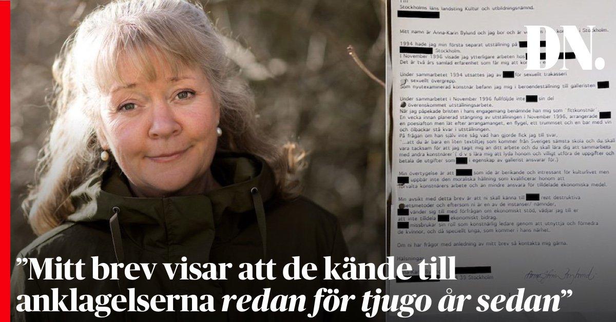 Resultado de imagen de Anna-Karin Bylund