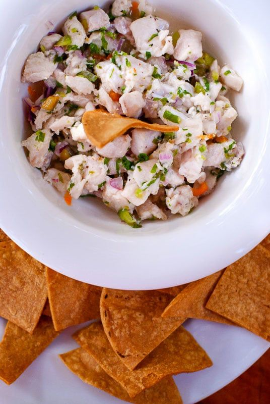 Toni dash on twitter fresh from guanacaste costa rica this easy to make and glutenfree some great travel insights too recipe httpsboulderlocavorecosta rican ceviche marinated fresh fish forumfinder Choice Image