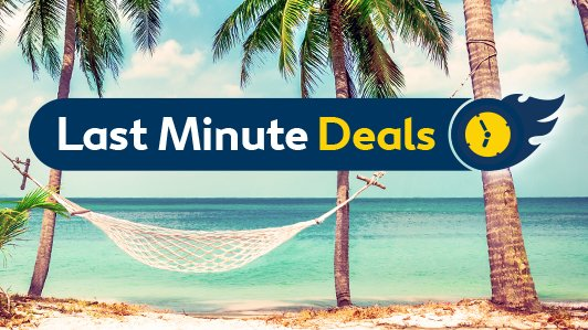Expedia India On Twitter Want To Book A Last Minute Holiday But Worried About The Cost Expedia Now Brings Its Lastminutedeals Feature Specially Curated For Travel Within The Next Two Weeks Book