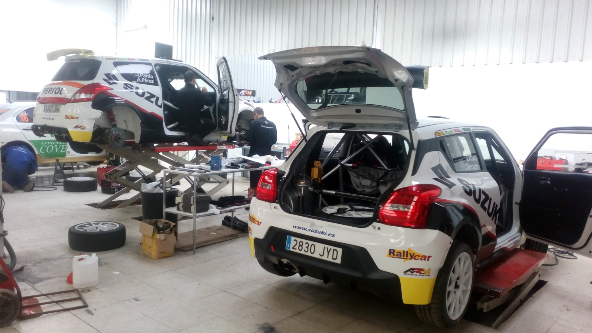 CERA: 36º Rallye Sierra Morena - Internacional [12-14 Abril] - Página 2 DagFDoeX0AAGj4p