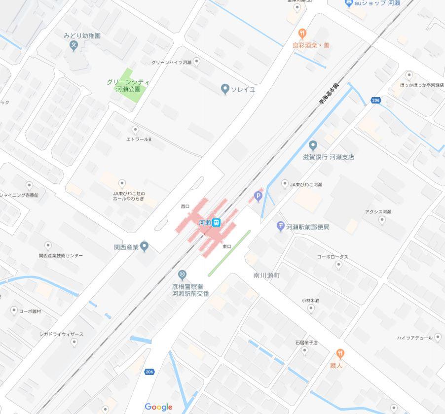 画像,駅前交番って、もろ市街地じゃないか。警官の銃を奪ったのかな > 交番で警察官撃たれる 撃った人物は逃走 滋賀 彦根 | NHKニュース   https://t.…