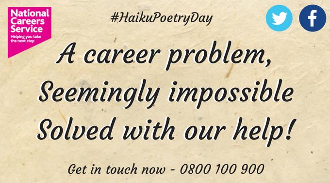 #HaikuPoetryDay Photo
