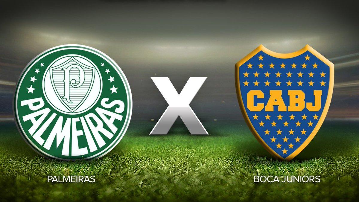 Jogo Palmeiras x Boca Juniors Ao Vivo Online