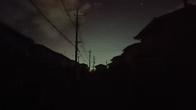 八街市 停電