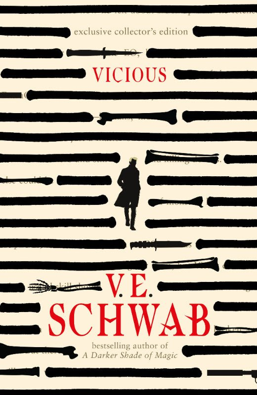 Image result for vicious ve schwab new cover