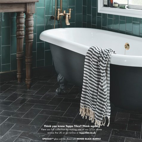 Topps Tiles On Twitter Think You Know Topps Tiles Think Again