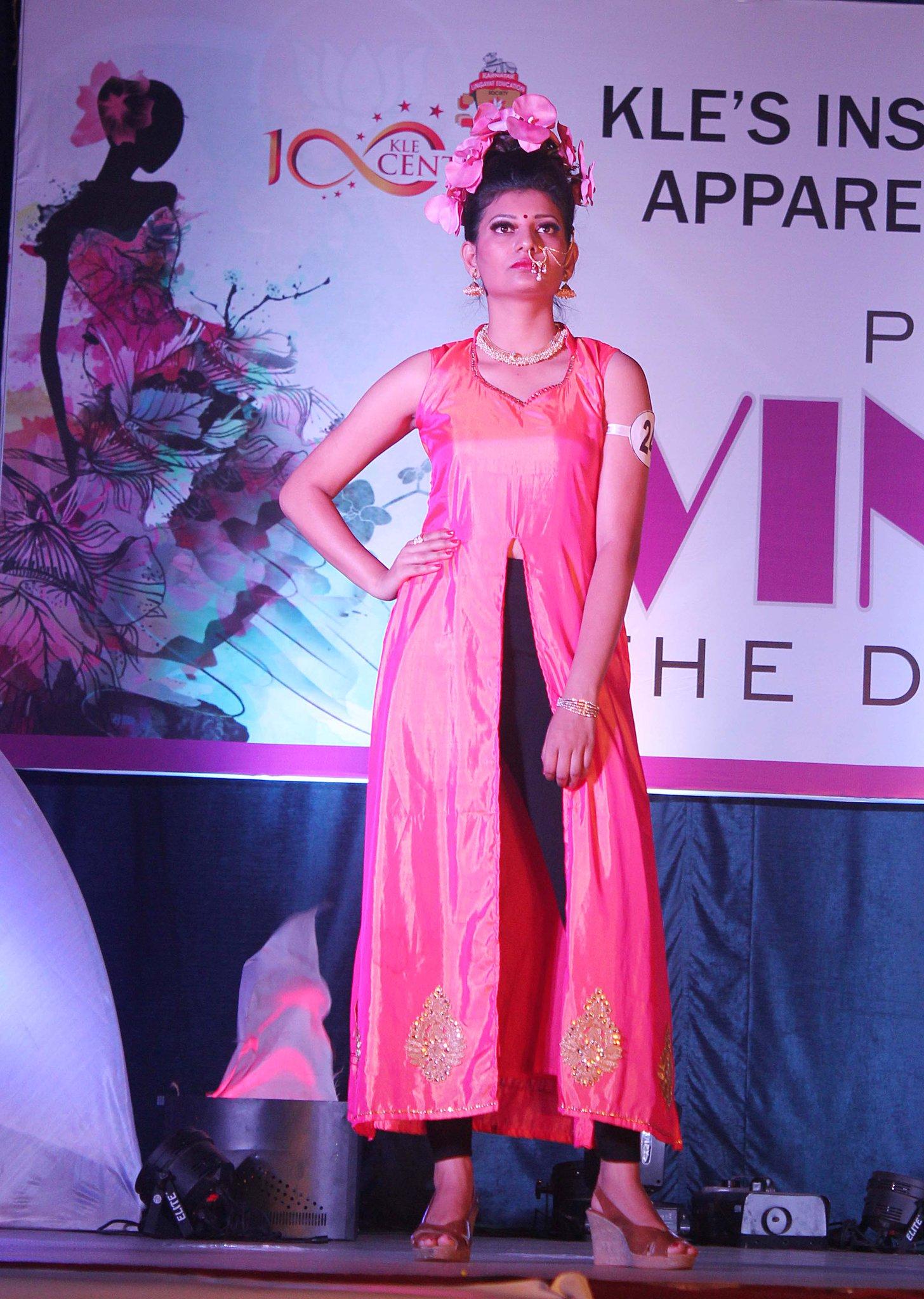 All About Belgaum On Twitter Kle S Institute Of Fashion Technology Vinyasa Fashionshow Belaagvi Fashion Ramp