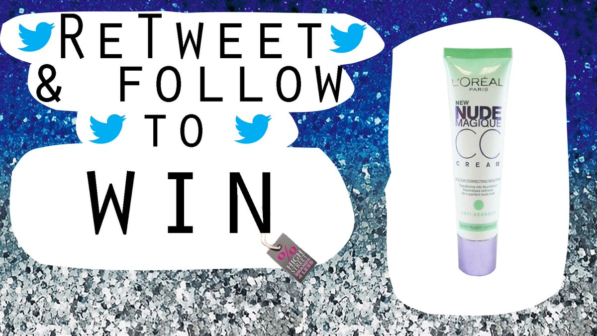 We are having a brand new competition this week! #Win the extremely popular L&#39;Oreal Nude Magique CC cream in our latest #competition. It has smart pigment capsules for anti-redness! Simply #RT and #FOLLOW our page to be in with a chance of winning!<br>http://pic.twitter.com/ZZEoEFPCN7