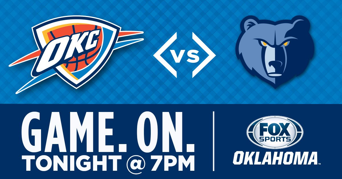 Finish strong. #ThunderUp at home. Preview: https://t.co/XvHchsUXCJ https://t.co/TawSVONGJh