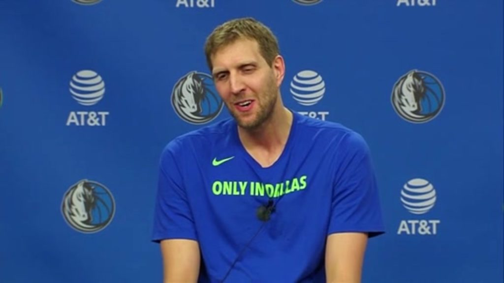 ICYMI: @swish41 is coming back for his 21st season! ��  Read More: https://t.co/TPQ679kgSL https://t.co/dCB0hnQXo9