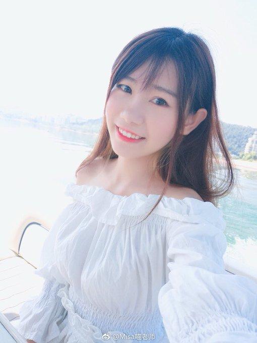 コスプレイヤーMisa喵老师のTwitter画像71