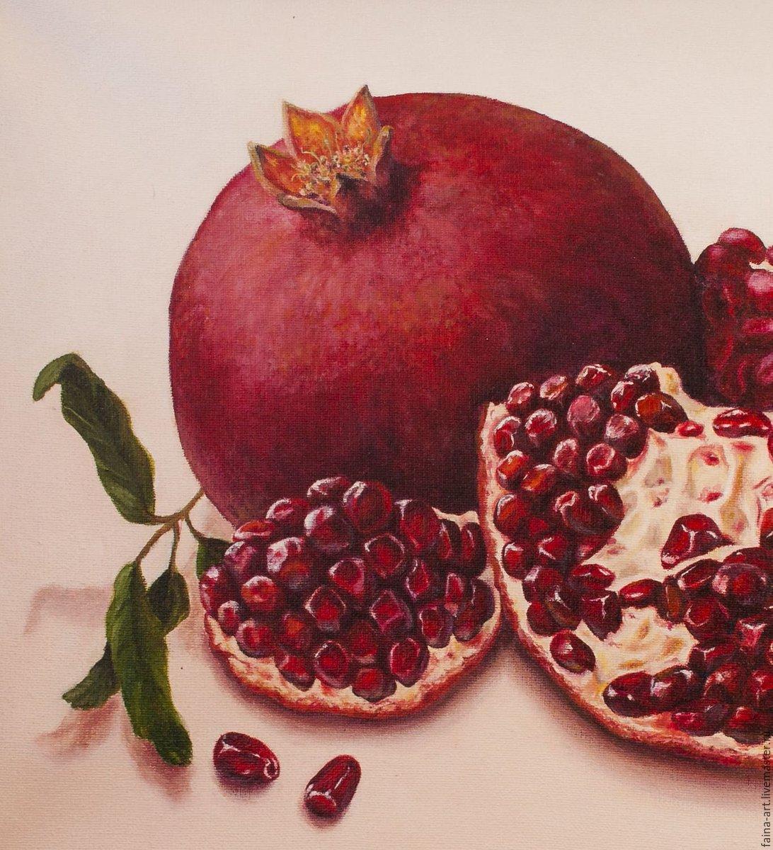 Что, открытка плоды